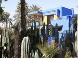 the Majorelle museum...