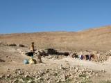 ...to visit a Berber troglodyte family