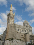 the church of Notre Dame de la Garde
