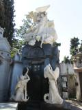 the Paz family memorial