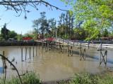 the Plata river delta
