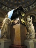 ... which includes the tomb of San Martin