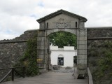 the fortress gate (rebuilt)