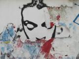 el arte callejo (en Montevideo)