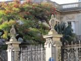 the Palacio Taranco, now a house museum