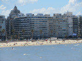 Pocitos beach