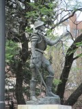...dedicated to the founder of Cordoba, Jeronimo Luis de Cabrera