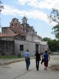 in the historic center, originally a Jesuit estancia (17th c.)
