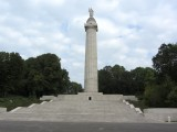 the Montfaucon monument