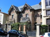 in a nearby neighborhood, rue Félix-Faure has several blocks of houses designed by César Pain...