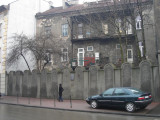 fragment of the ghetto wall