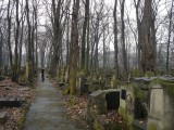 the new (19th~20th century) Jewish cemetery