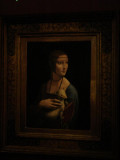 da Vinci's Lady with an Ermine