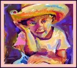 elizabeth in hat