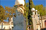 Poolside Statuary