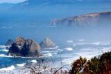 Mendocino's Rocky Coast
