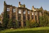 Chateau Mesen, abandoned...