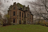 Chateau d'Extaerde, abandoned...