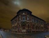 Clinic, abandoned...