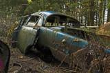 Car Graveyard, abandoned...