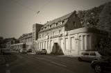Concert hall, abandoned...