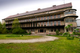 TBC Sanatorium for Children, abandoned...