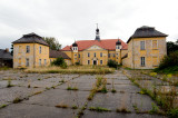 Baroque Castle, abandoned...