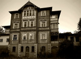 Hotel Annafels, abandoned...