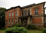Executive Villa, abandoned...