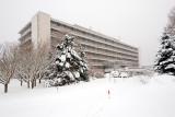 Hospitals, abandoned...