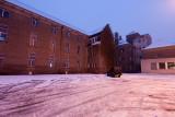 Academy, abandoned...