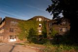 University, abandoned...