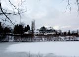 Hotel Lake view, abandoned...