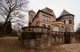 Castle in the woods, abandoned...
