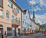 Ludwigstraße in Partenkirchen
