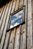 Blue Sky Window