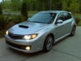 Subaru Impreza WRX STI MY08