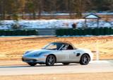 Porsche Boxster S MY03