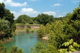 Chalk Ridge Falls Park Trailhead