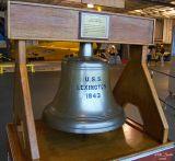 Original USS Lexington Ship Bell