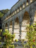 Deux ponts célèbres : le pont du Gard et le pont Valentré