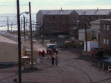 McMurdo Station streetscape