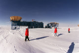 South Pole Pomerantz Observatory