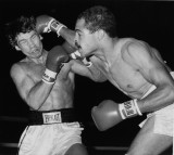 Jerry Page's pro debut