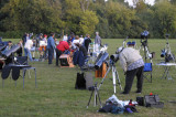 100 Telescopes in the Park