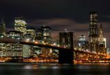 Brooklyn Bridge, November 2010