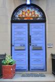 Manhattan doorway