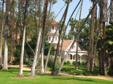 Queen Anne Cottage at Los Angeles Arboretum