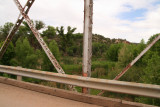 On the Verde River Bridge