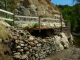 On July 31, BTA Staff also repaired the wall holding the bank.